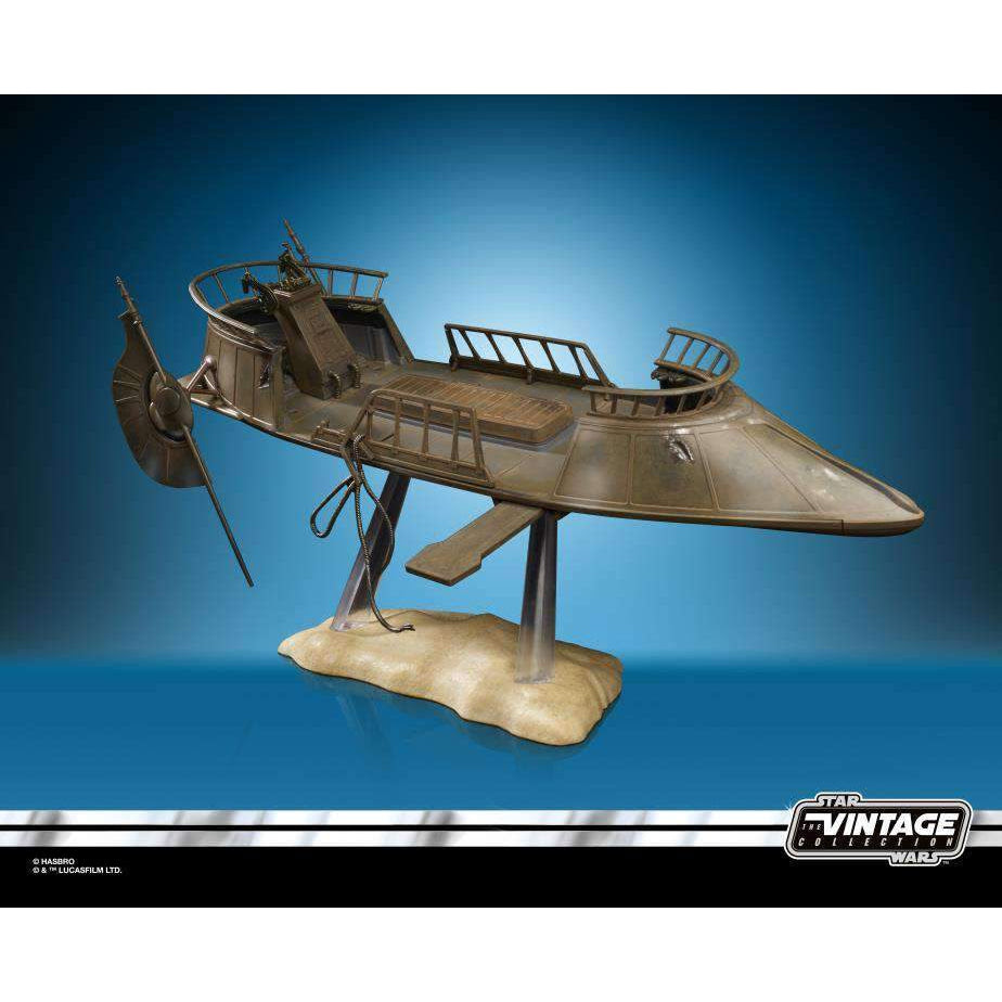 Image of Star Wars: The Vintage Collection Desert Skiff Vehicle