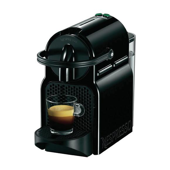 Házimunka szeretettel - Nespresso- Delonghi Inissia EN80.B kapszulás kávéfőző, fekete + Aeroccino3 tejhabosító *N