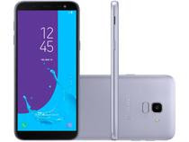 Smartphone Samsung Galaxy J6 32GB Prata