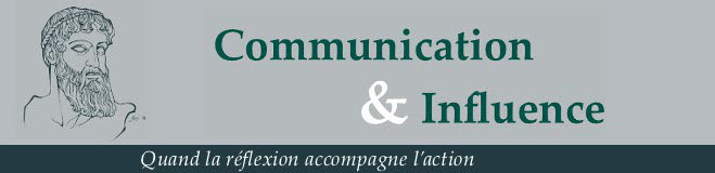Logo Communication et influence