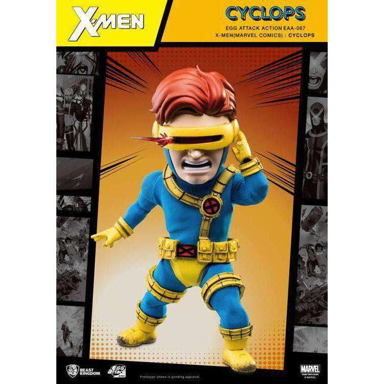 Image of X-Men Egg Attack Action EAA-67 Cyclops PX Previews Exclusive