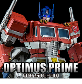 MAS-01 OPTIMUS PRIME MEGA ACTION FIGURE
