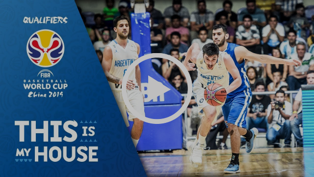 Argentina vs. Paraguay - Highlights - FIBA Basketball World Cup 2019 - Americas Qualifiers