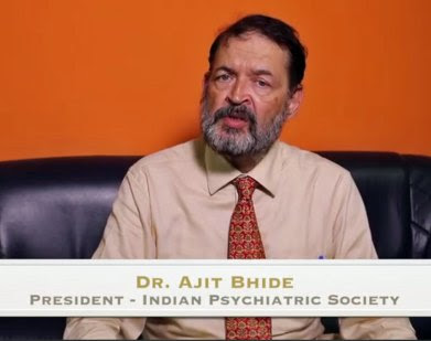 Ajit Bhide, president of the Indian Psychiatric Society, discussed the society's declaration that homosexuality is not an illness. Click the image to watch the video.