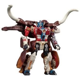 Transformers Encore - Big Convoy - Matrix Buster Version