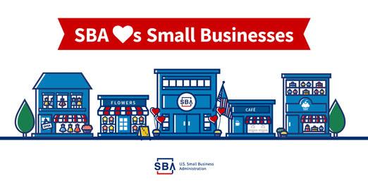 SBA loves small businesses