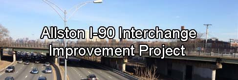 Allston I-90 Interchange Improvement