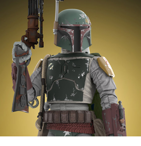 Star Wars: The Vintage Collection Boba Fett