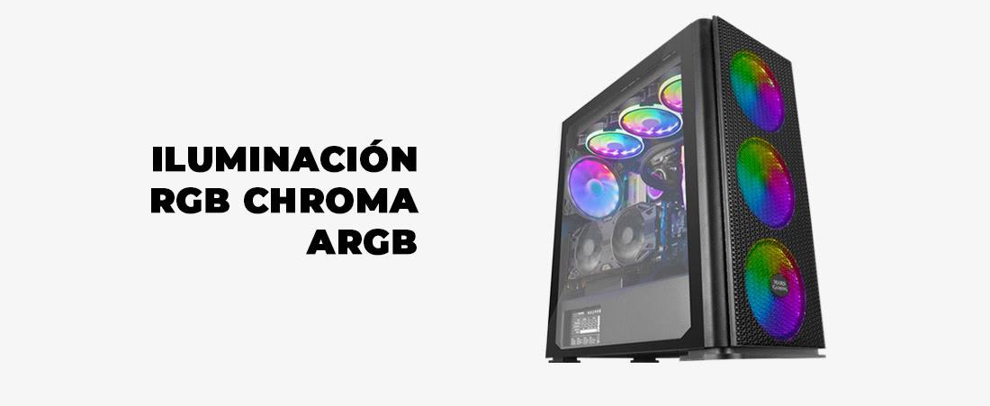 NUEVA TORRE XL PREMIUM MCPRO DE MARS GAMING