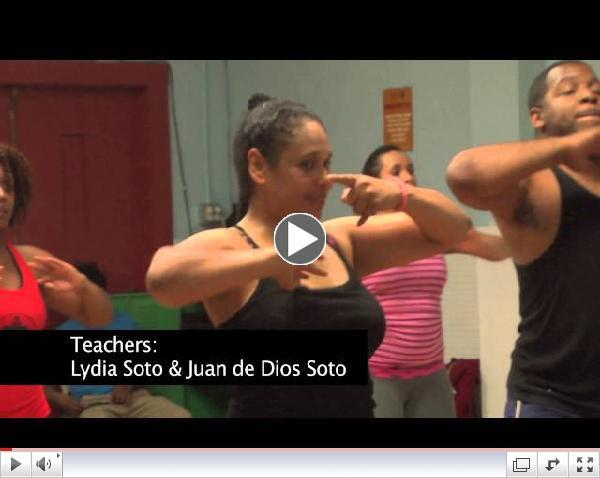 Afro Peruvian Dance & Percussion Class @ MCCLA