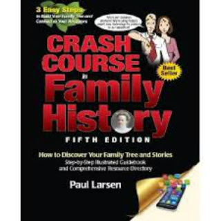 Cover of Crash Course in Family History