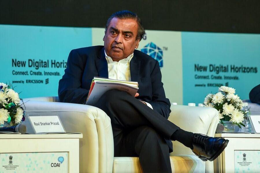 Mukesh Ambani Net Worth 2020