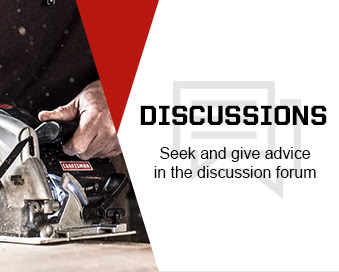 DISCUSSIONS | Seek and give advice in the discussion forum