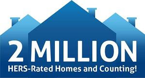 RESNET 2 Million HERS Rated Homes