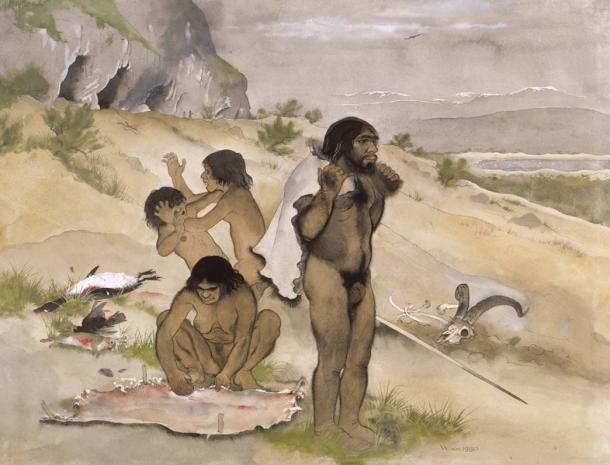 Nihewan Basin a playground prehistoric - Arqueólogos en China aseguran haber encontrado juguetes con un millón de años