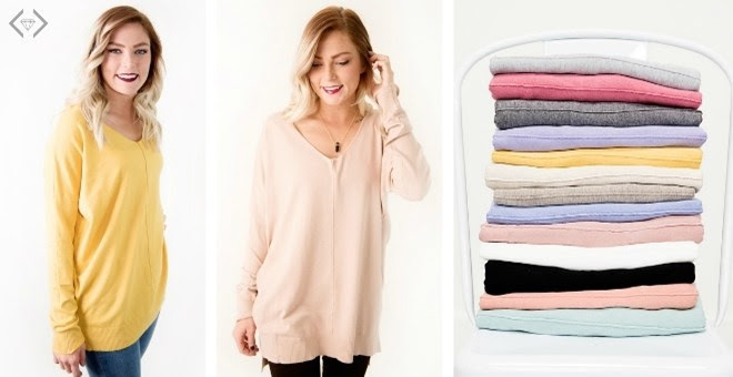 Softest Oversized Sweater...
