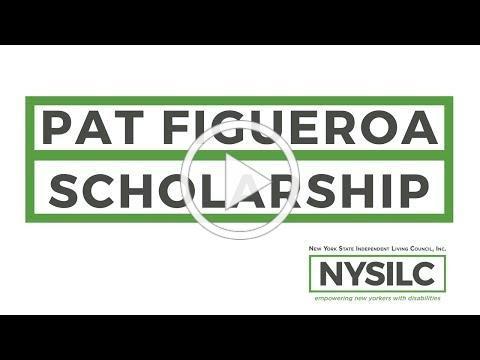 Pat Figueroa Scholarship