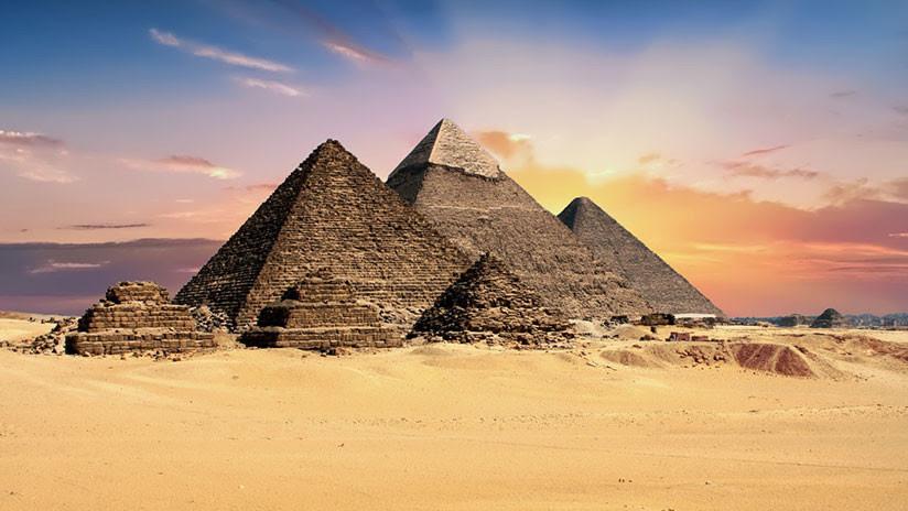 La pirámide de Keops puede concentrar energía electromagnética a través de sus cámaras ocultas