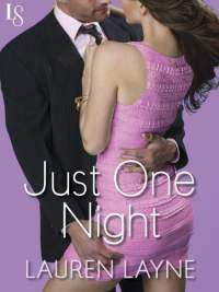Just one night by lauren layne