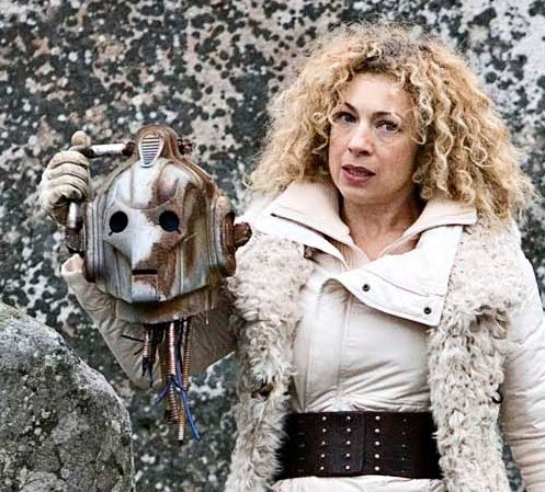 Image result for doctor who pandorica opens River Song