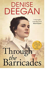 Through the Barricades by Denise Deegan