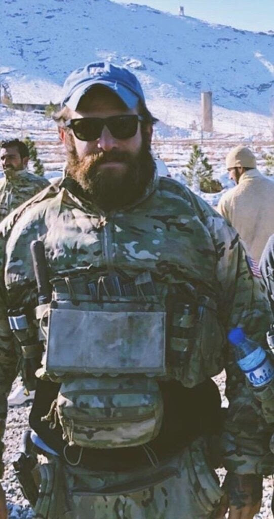 The legacy of Andy Marckesano: A Green Beret with a giant heart