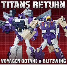 TRANSFORMERS TITANS RETURN VOYAGER WAVE 5