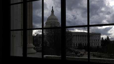 El Capitolio de Estados Unidos en Washington, EE.UU., el 21 de diciembre de 2018