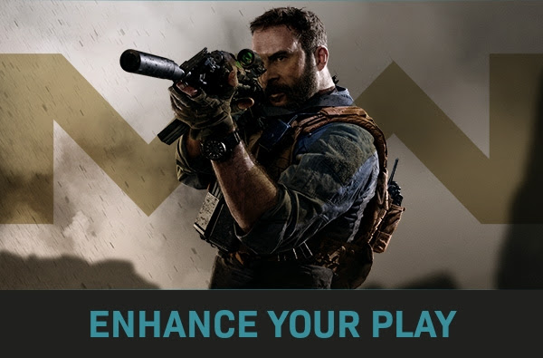 ENHANCE YOUR PLAY