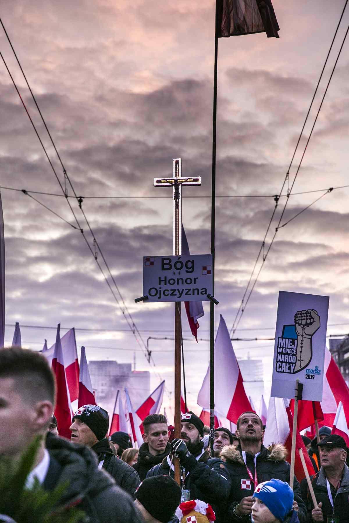 Marsz Niepodległości 2020