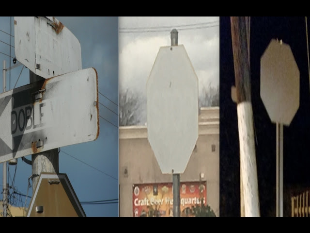 Bleaching? - *Bizarre* phenomenon sweeping the globe! | Invisible 'ENERGY' annihilating street signs!  Sddefault
