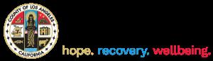 LACDMH logo