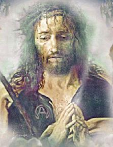 Znalezione obrazy dla zapytania: jezus cierpiacy