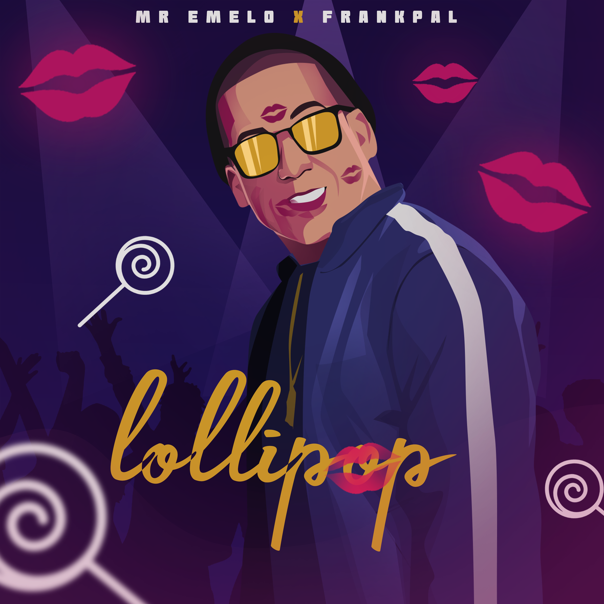 Cover oficial - lollipop