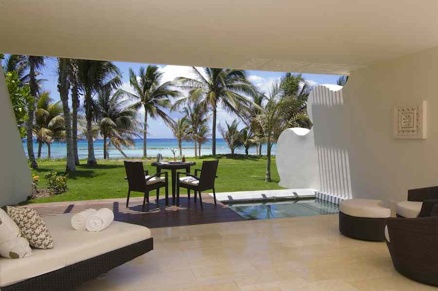 Luxury Resorts' Winter Promotions