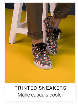 Printedsneakers