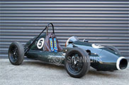 1951 Cooper Climax MkV 1100cc F2 Race Car