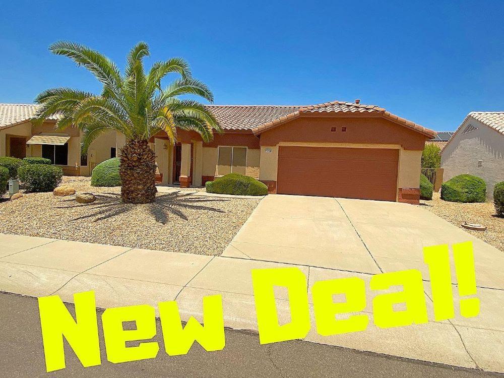 14228 W Caballero Dr   Sun City West, AZ 85375 wholesale property listing