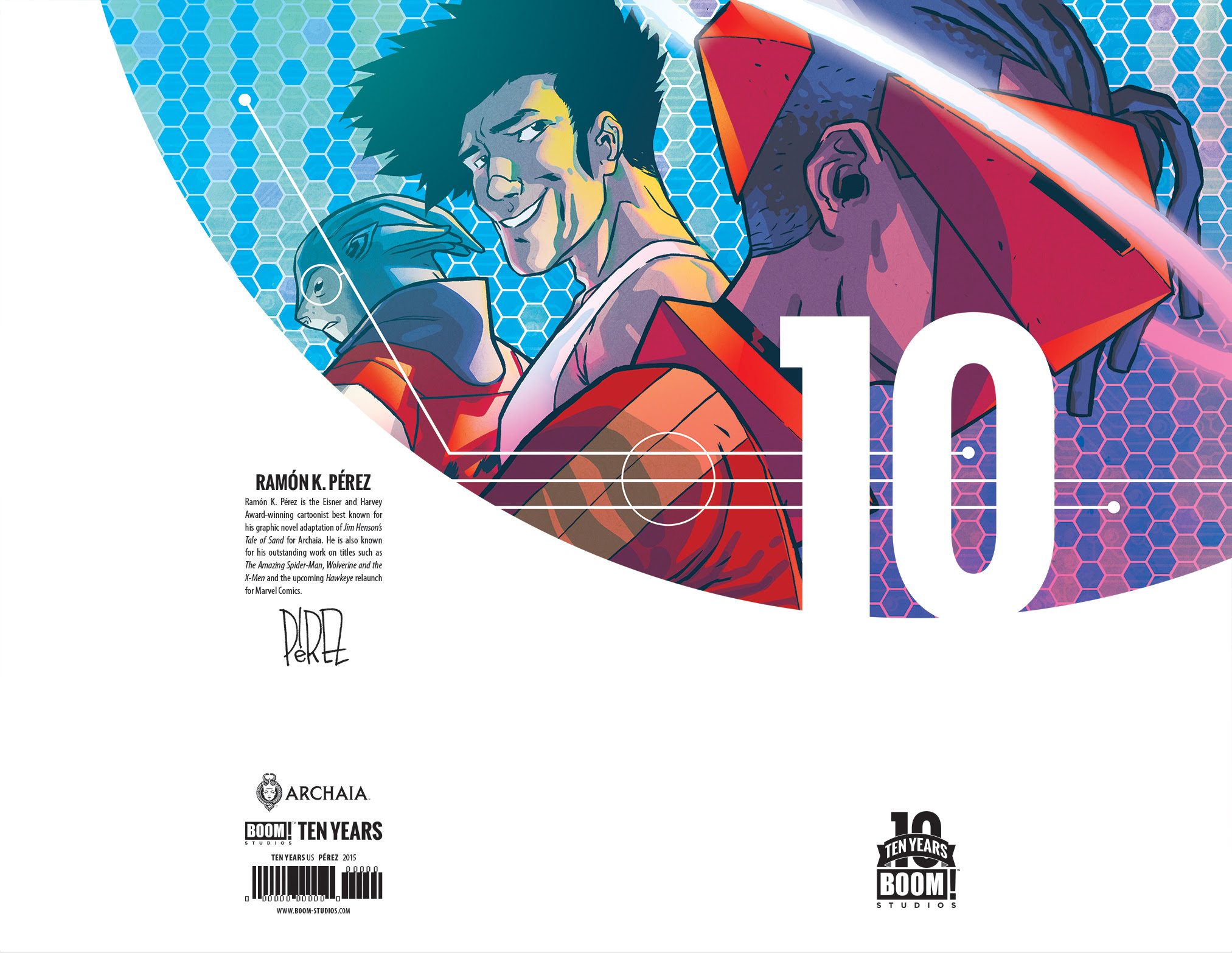 HaloGen #1 10 Years Incentive