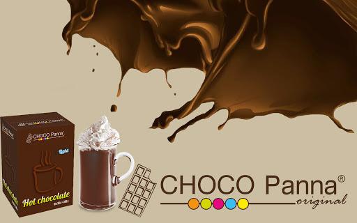 Choco Panna forró csokik