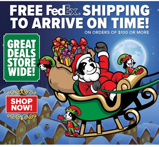 FREE 2nd Day Shipping - Great.