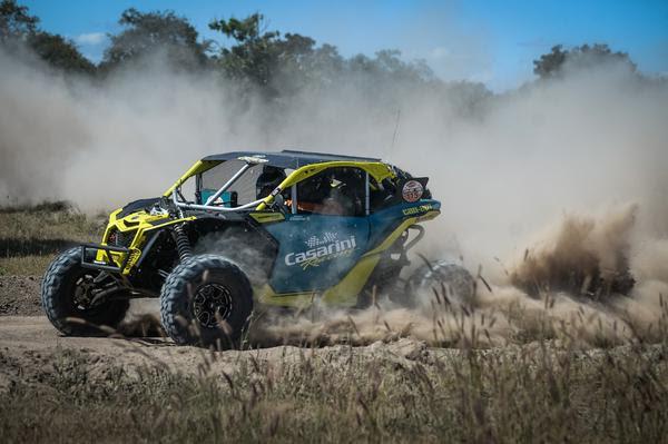 A prova contará pontos para o Campeonato Brasileiro de Rally Cross-country (Foto: Nelson Santos Jr / PhotoAction)