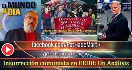2Insurrección comunista en EEUU: Un Análisis
