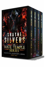 A Nate Temple Supernatural Thriller Box Set: Books 1–3 by Shayne Silvers