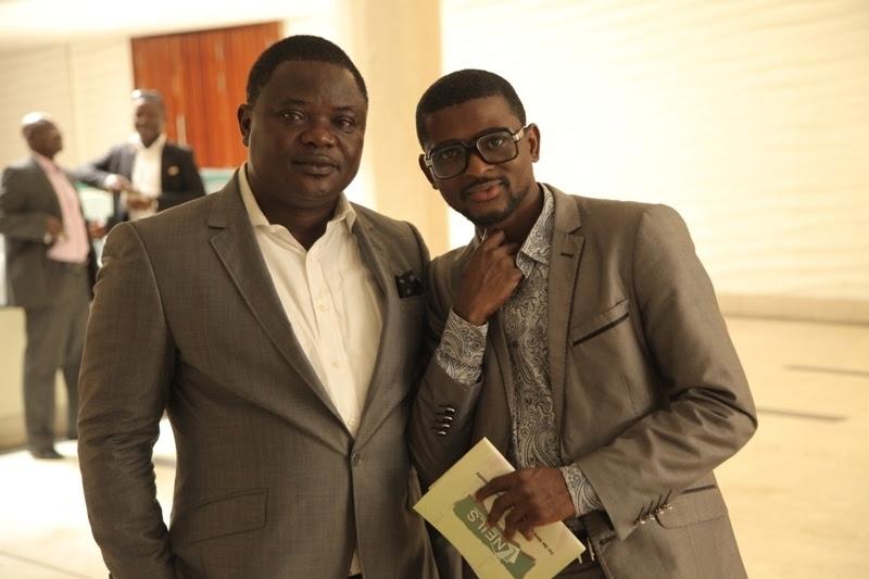 Bidoun Kupoluyi and Samuel Olatunji..
