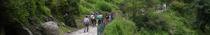 ... Govind Ghat - Ghangaria trail