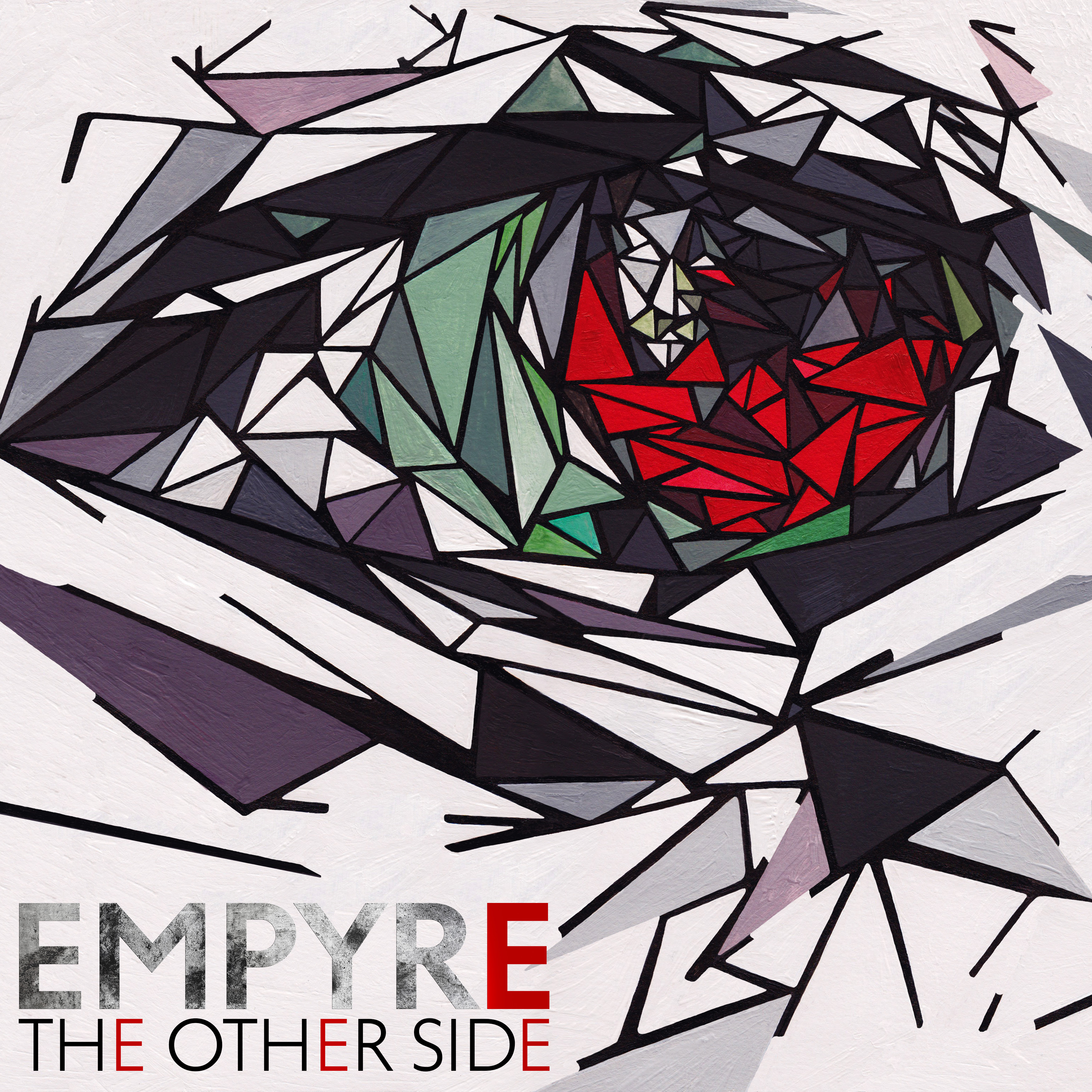 Empyre | The Other Side | Album Cover