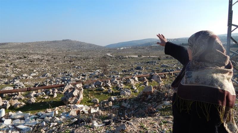 Asentamiento ilegal israelí de Amona: La historia no contada