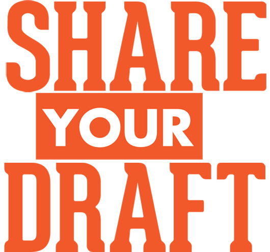 Share Your Draft