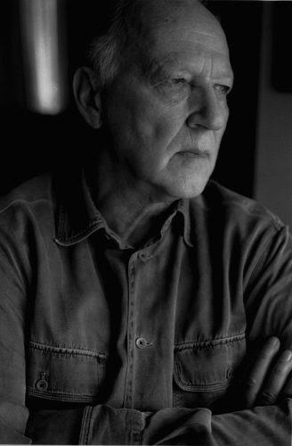 picture of director Werner Herzog